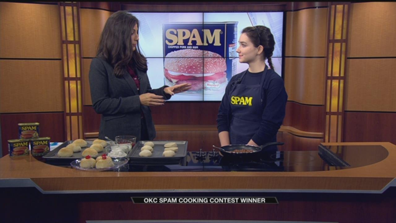 """2017 Great American SPAM Championship"" Winning Recipe"