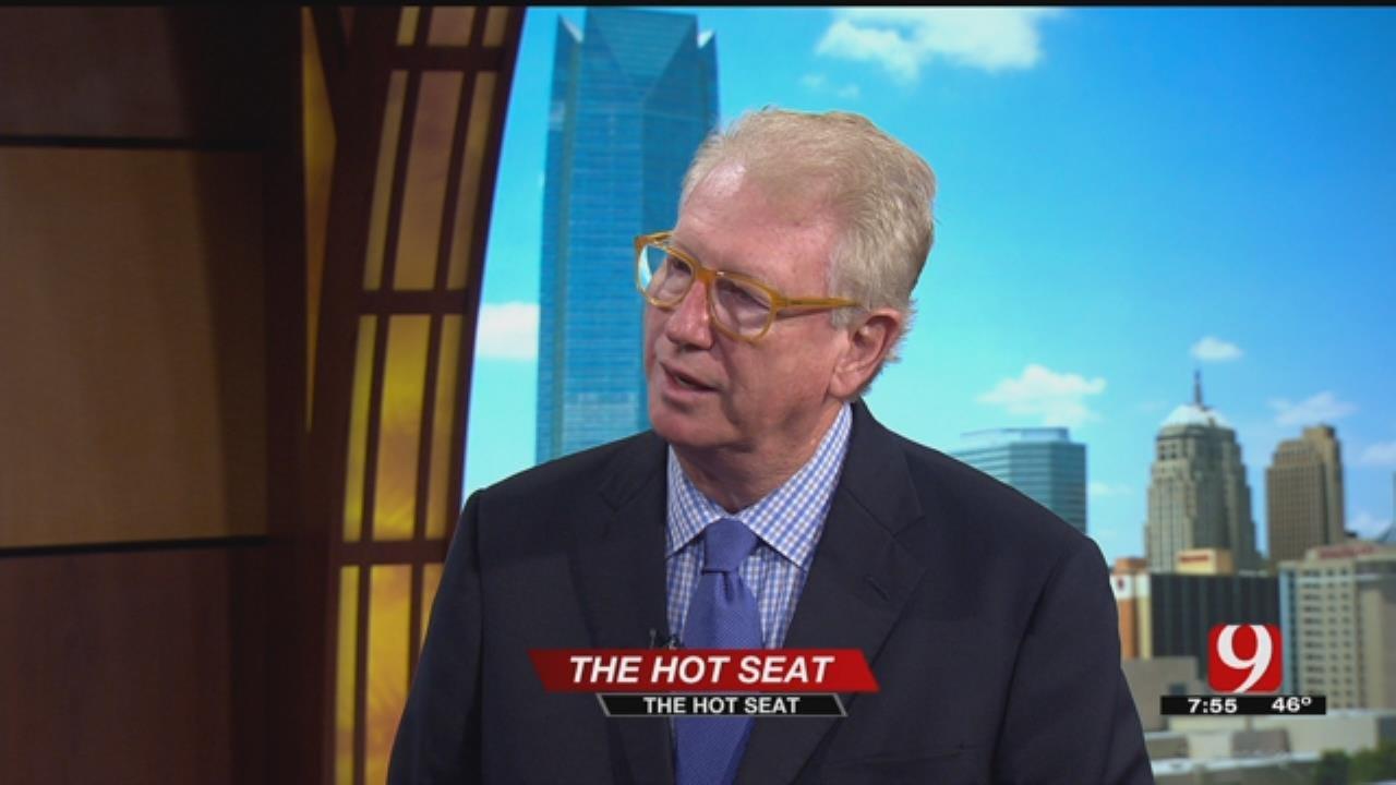Hot Seat: Oklahoma's Public Health