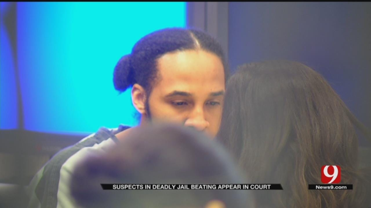 Suspects In Deadly Jail Beating Appear In Court
