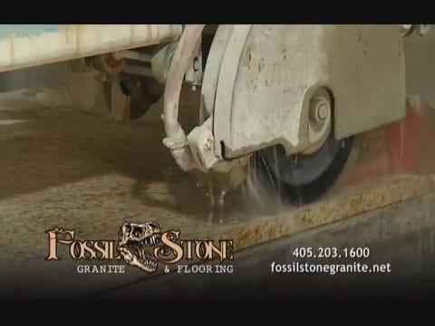 Fossil Stone and Granite: 15 sec Preroll - 11/17