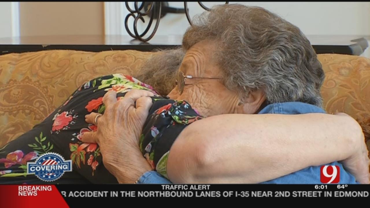 Eliminating 'Swag' Spending Could Spare Cuts To Oklahoma Elderly