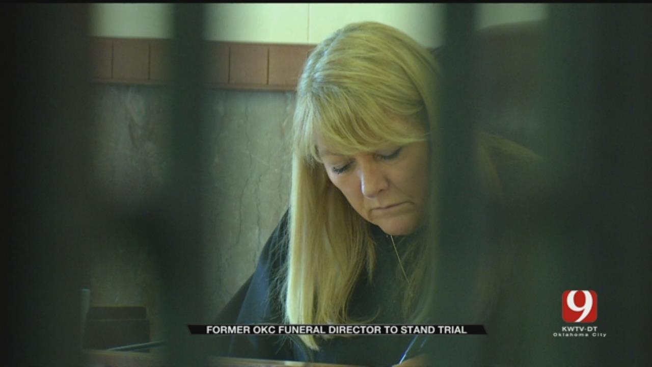 Former OKC Funeral Director Bound Over In Peeping Tom Case