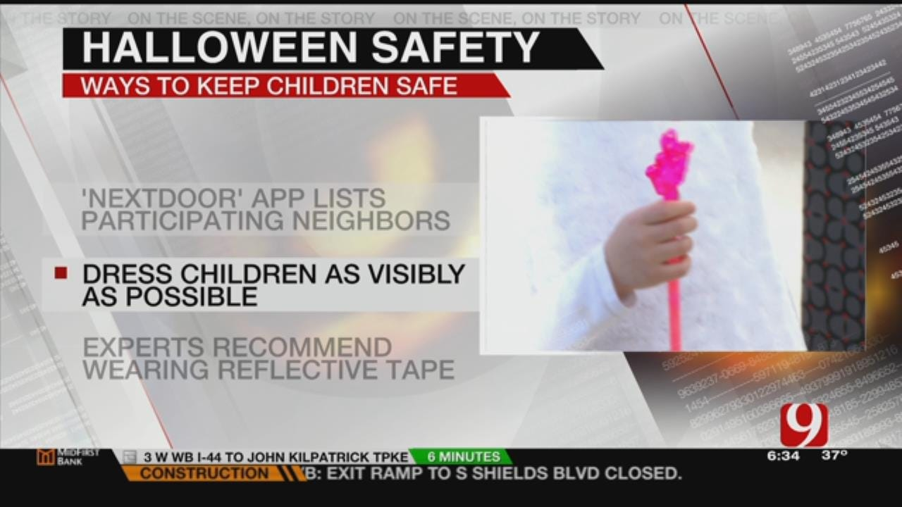 Safety Tips For Trick-Or-Treating In Metro