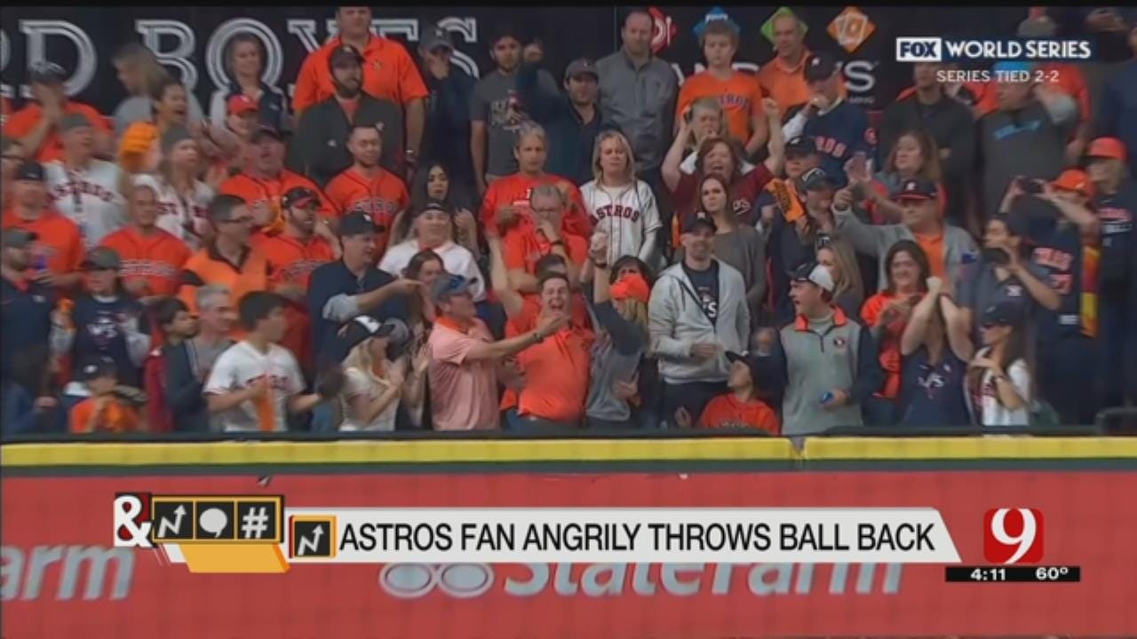 Trends, Topics & Tags: Superstitious Astros Fan