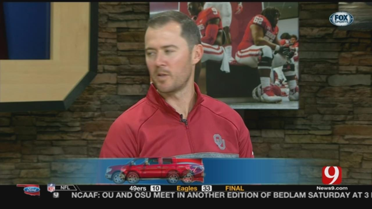 Lincoln Riley On First Bedlam As Head Coach