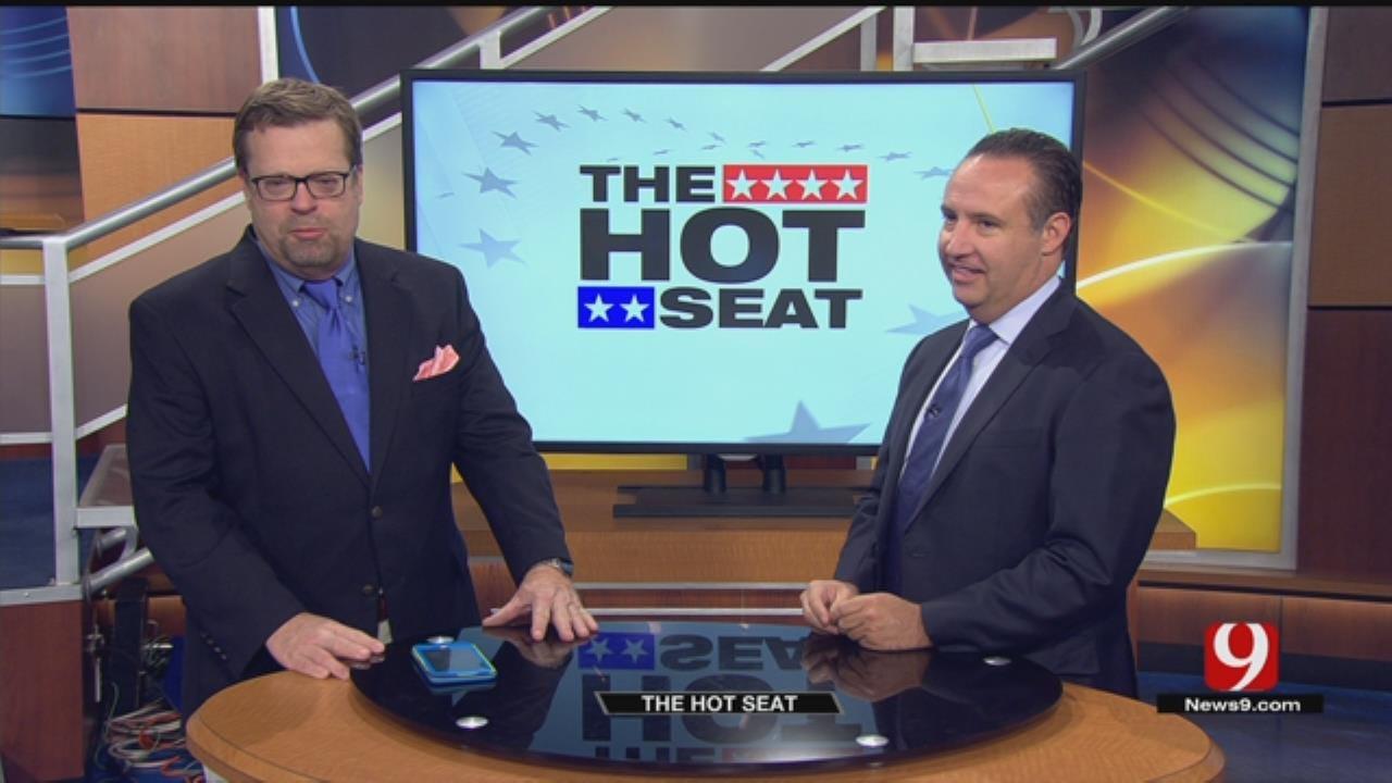 Hot Seat: Sec. Of Finance Preston Doerflinger