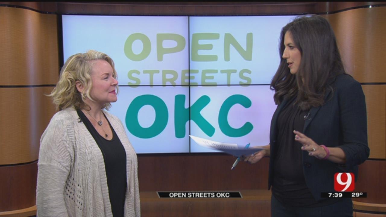 Open Streets OKC: Fall Event