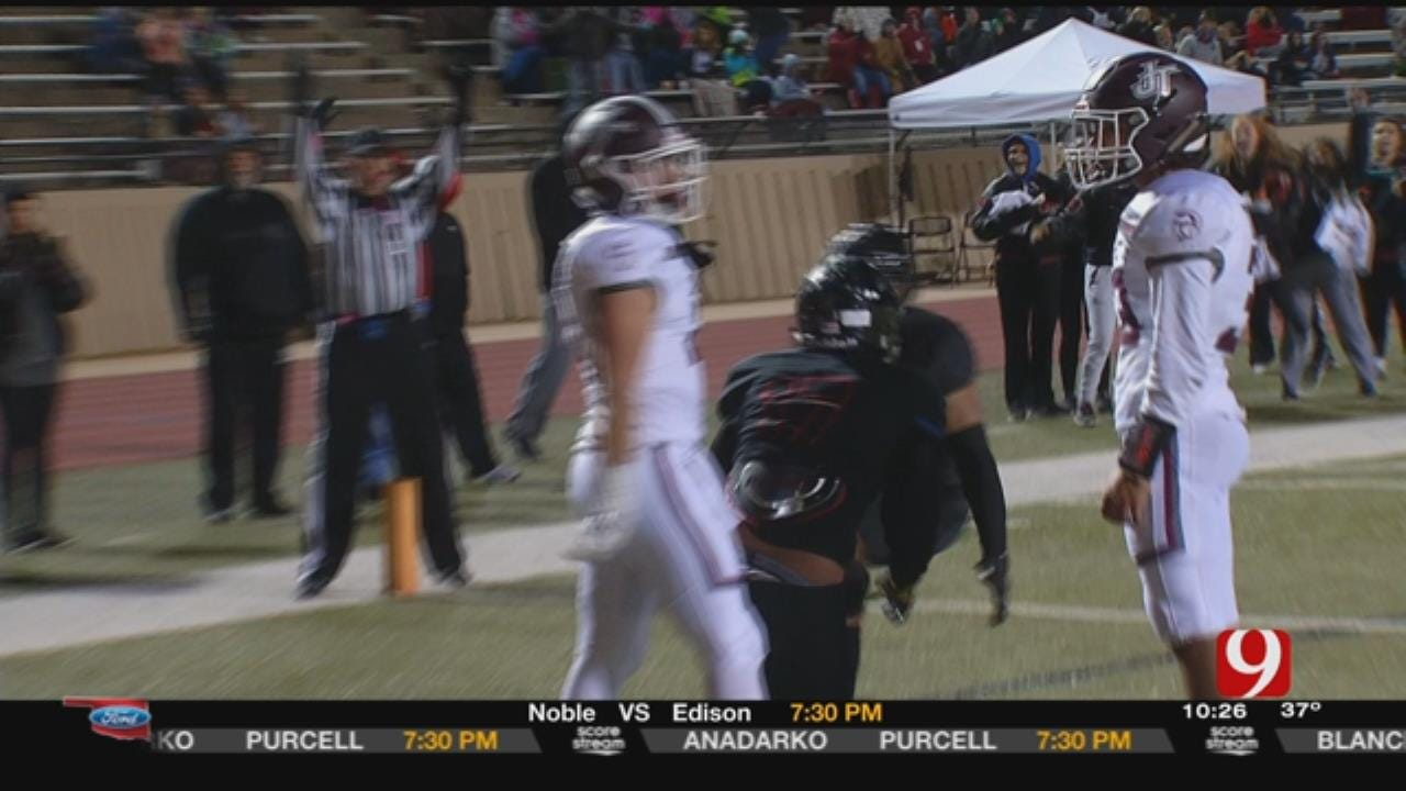 Jenks 38 at Westmoore 21