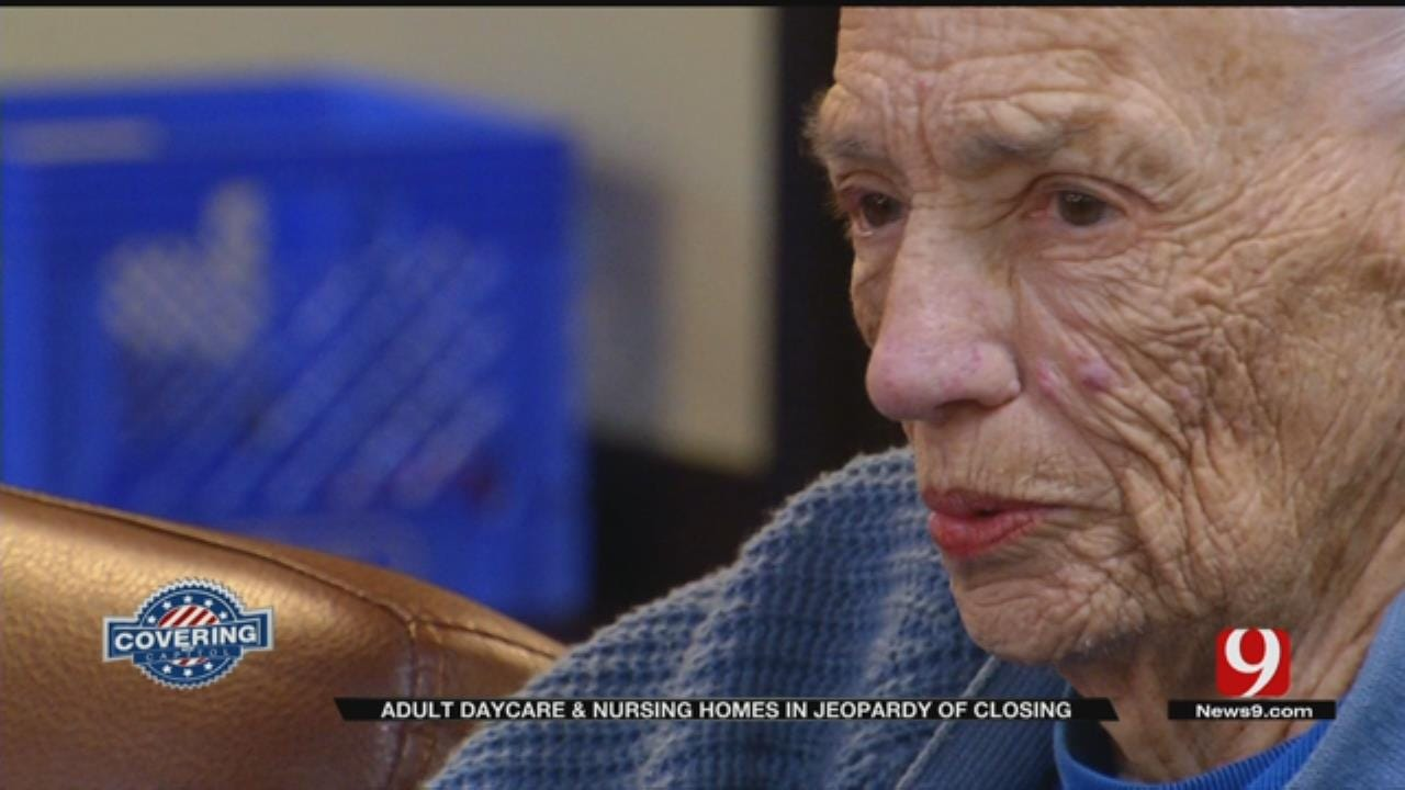 Local Adult Daycare Centers & Nursing Homes In Jeopardy Of Closing