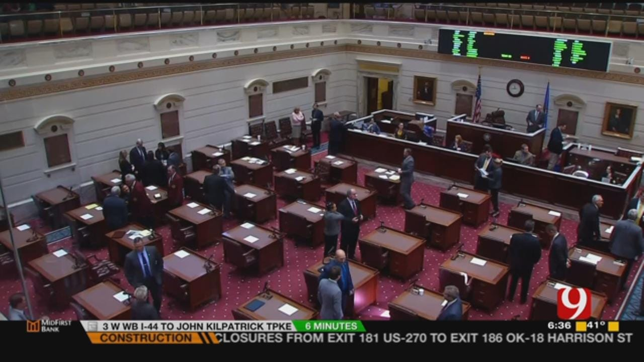 Budget Negotiations Continue At State Capitol