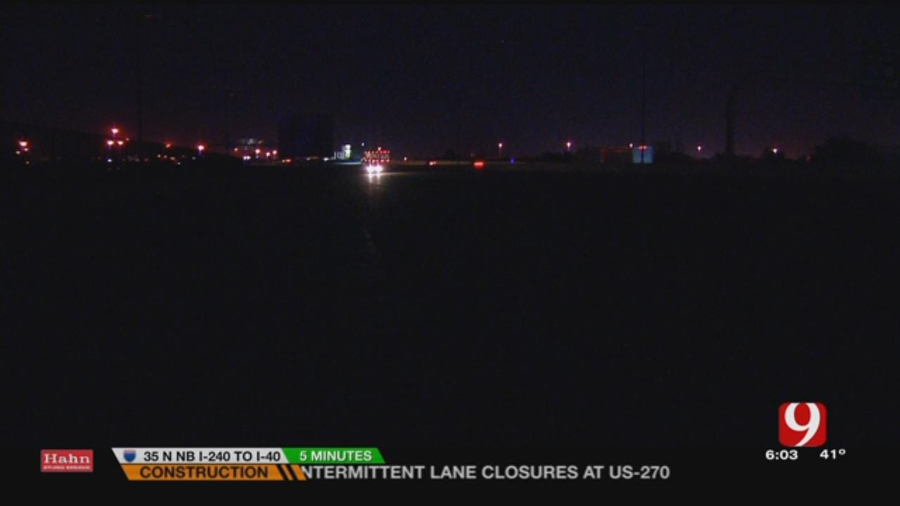 ODOT Works To Illuminate Metro Thoroughfare After Thefts