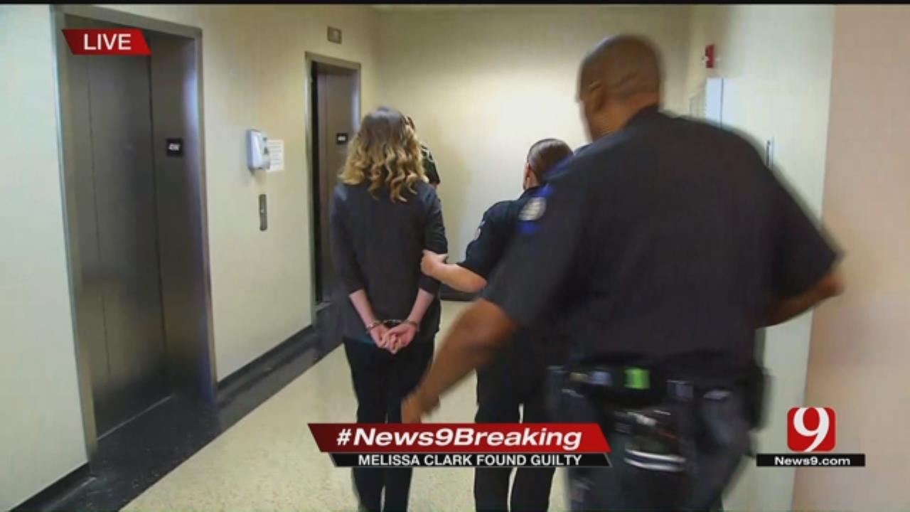 Melissa Clark Found Guilty Of First Degree Murder, Child Abuse