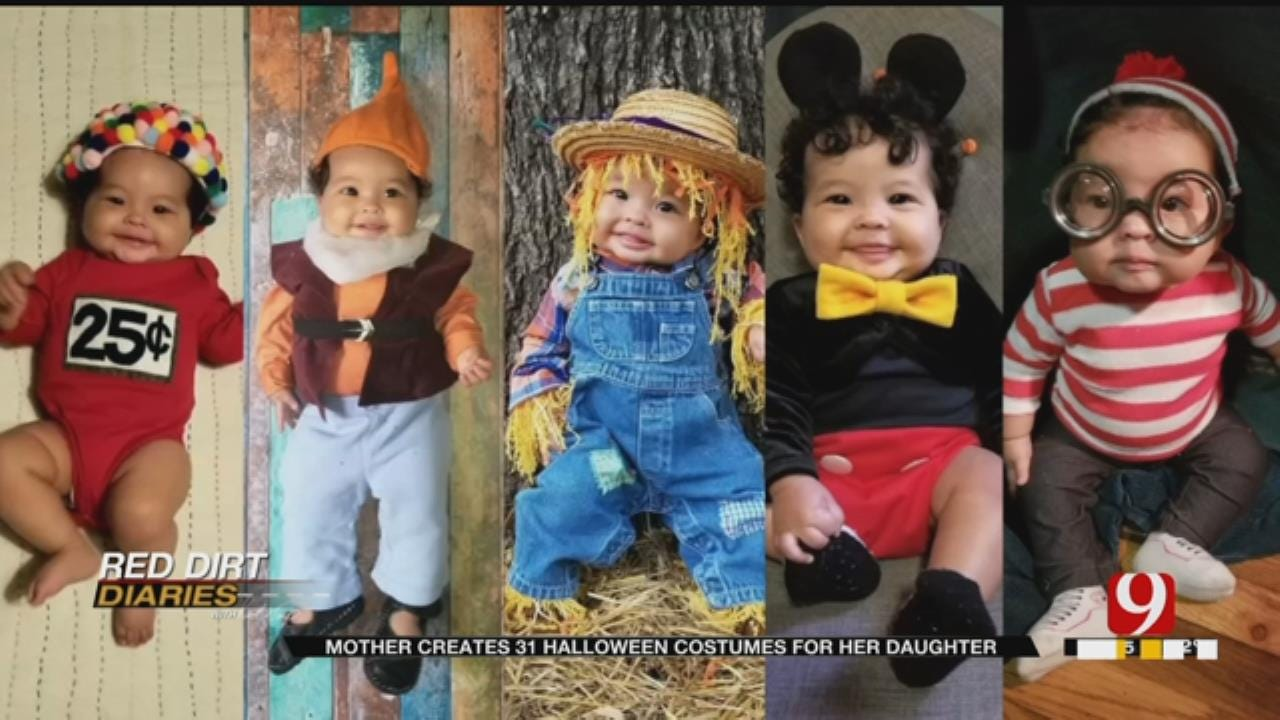 Red Dirt Diaries: 31 Days Of Halloween