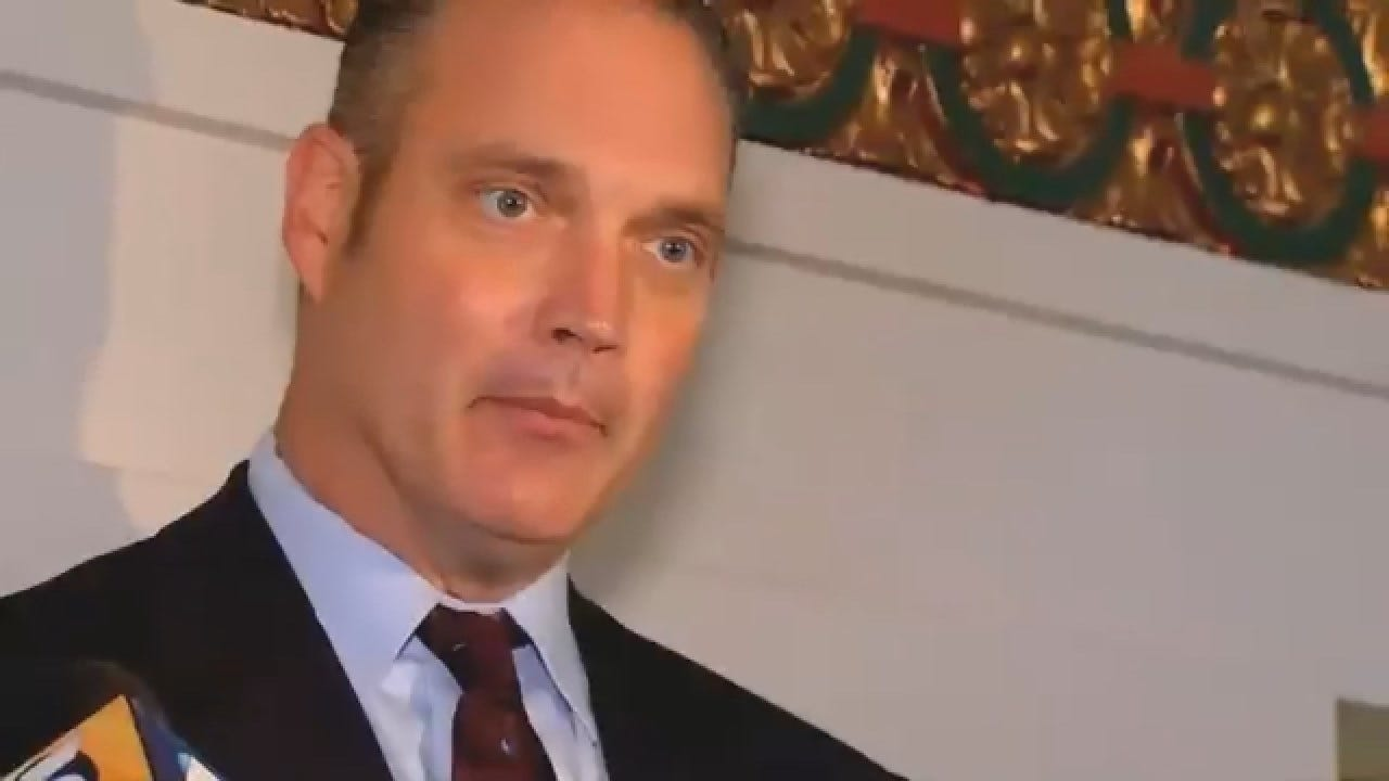 WEB EXTRA: House Speaker Charles McCall Rails Against Dems After Failed Budget Vote