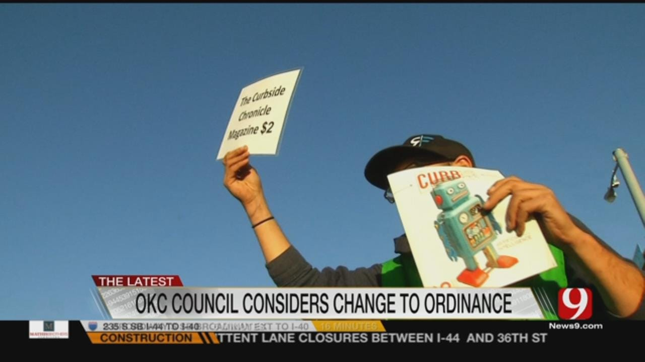 OKC Council Considers Change In Median Ordinance