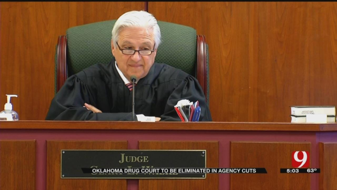 Oklahoma's Successful Drug Court Program To Be Cut