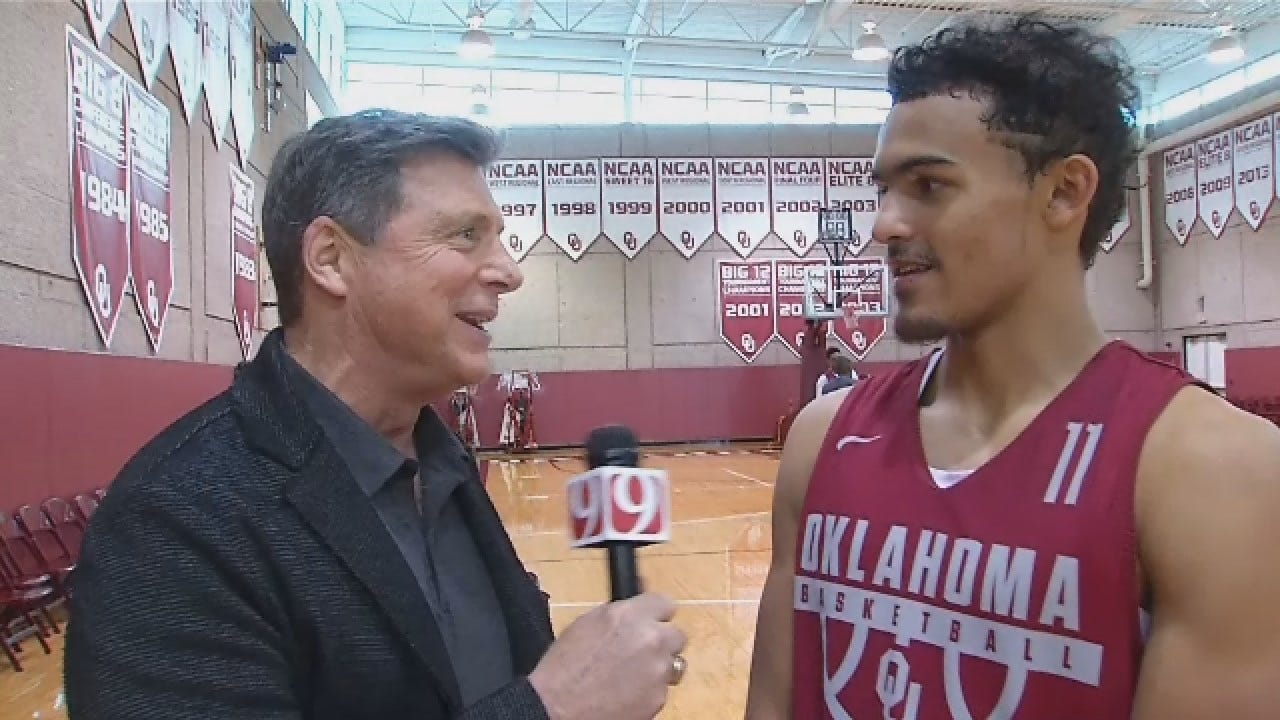 Dean Blevins One-On-One With Trae Young
