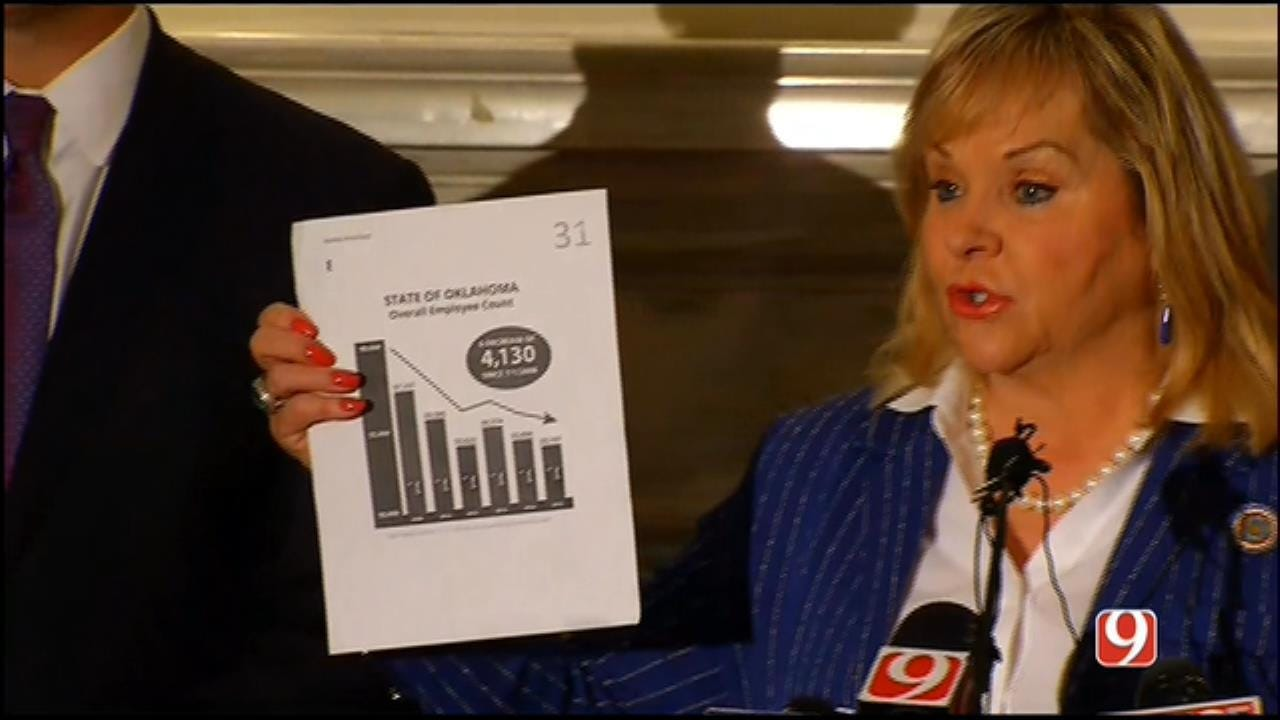 WEB EXTRA: GOP Announces Highlights Of Budget Package To End Special Session