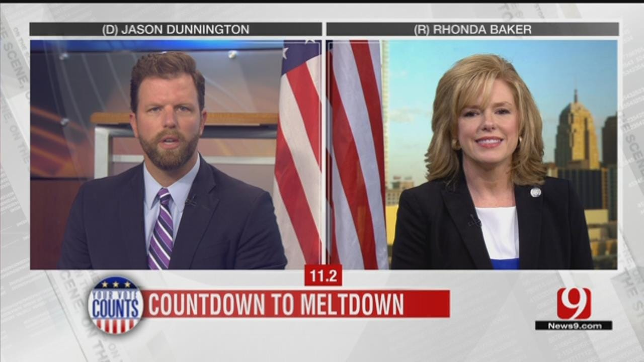 Your Vote Counts: Countdown To Meltdown