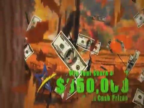 Indigo Sky Casino: Gobble of Cash - Preroll - 10/17