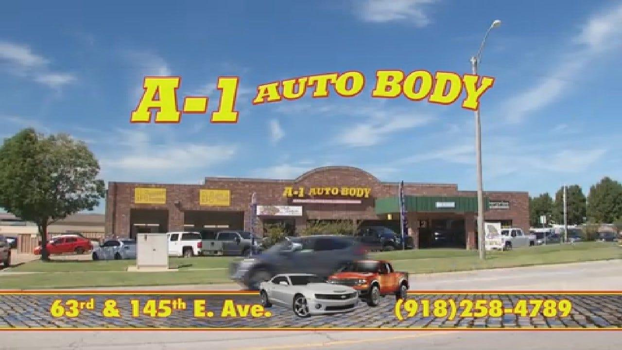 A1 Auto Body N6: Preroll - 10/17