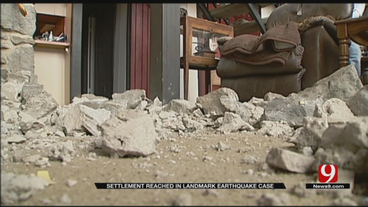 Prague Couple Settles Lawsuit Over Earthquakes