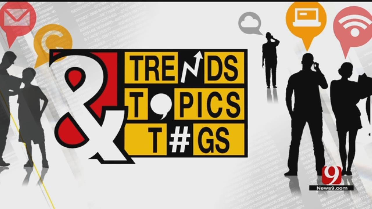 Trends, Topics & Tags: American Flag KKK Hood Art Display