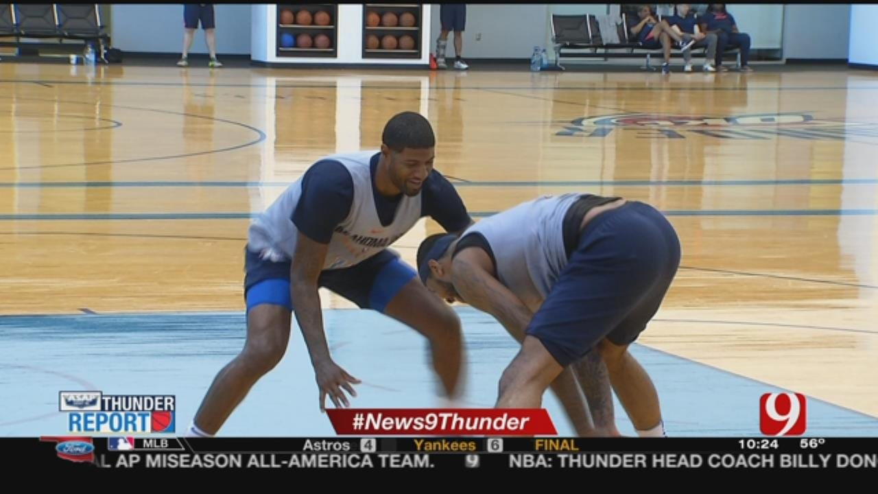 Thunder Playmakers Want To Make Plays