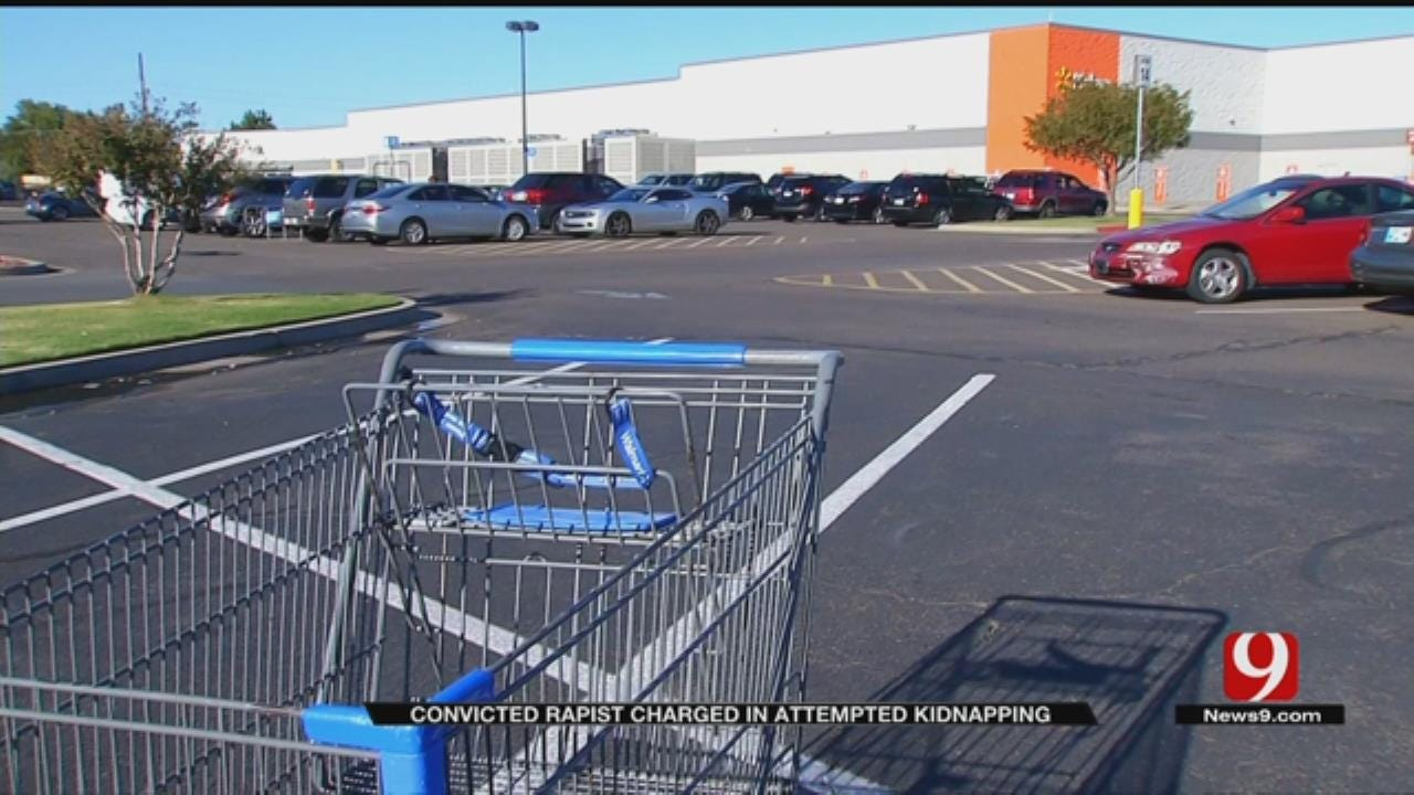 Wal-Mart Attempted Kidnapping