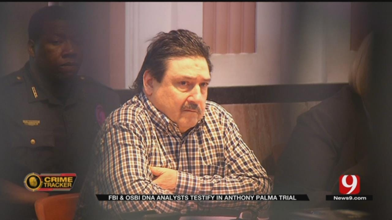 DNA Analysts Testify In Anthony Palma Trial