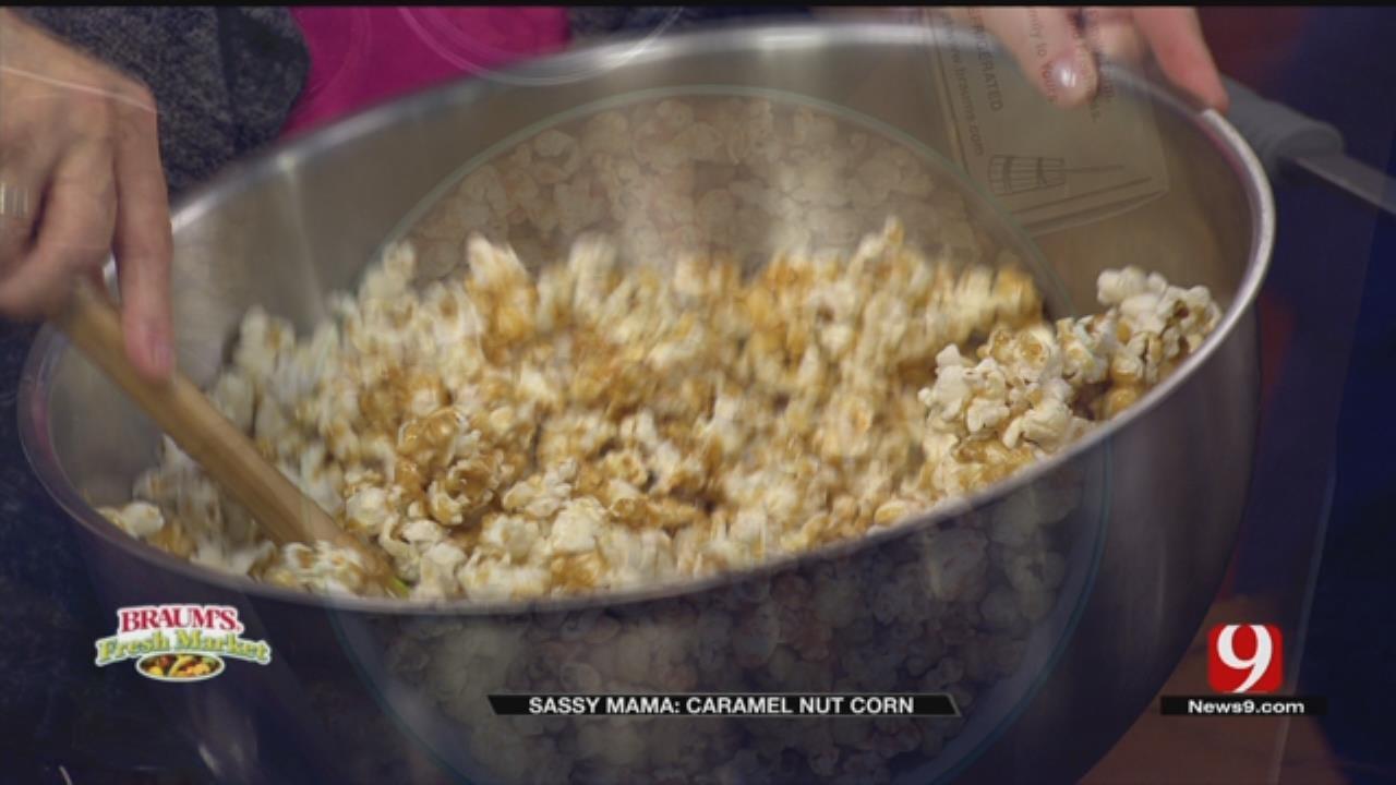 Caramel Nut Corn