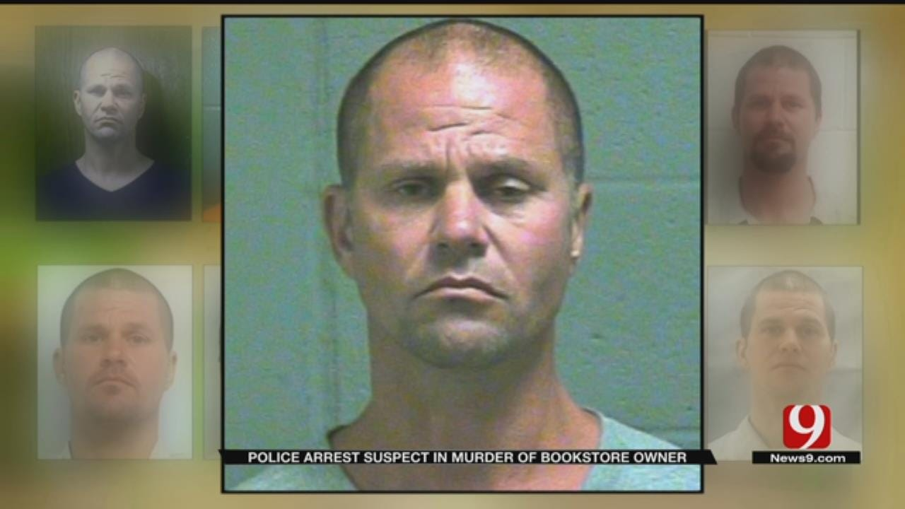 Bookstore Murder Suspect Arrested