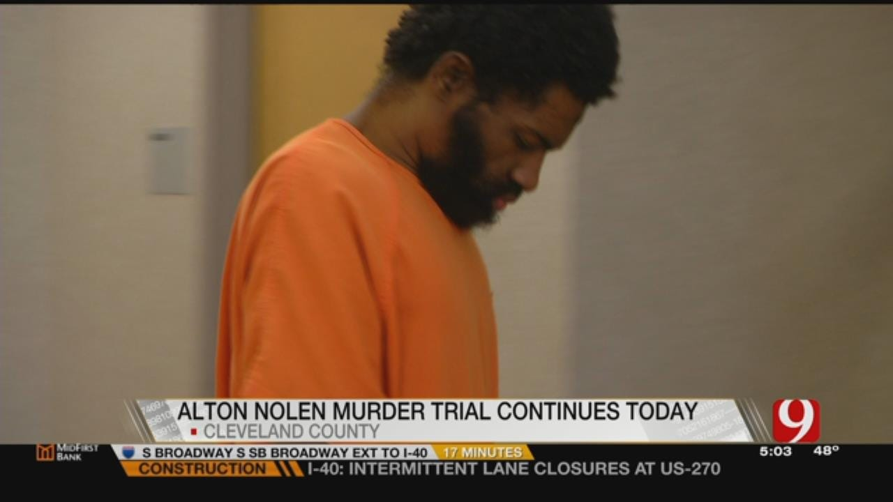 Jury To Decide If Nolen Is Eligible For Death Penalty