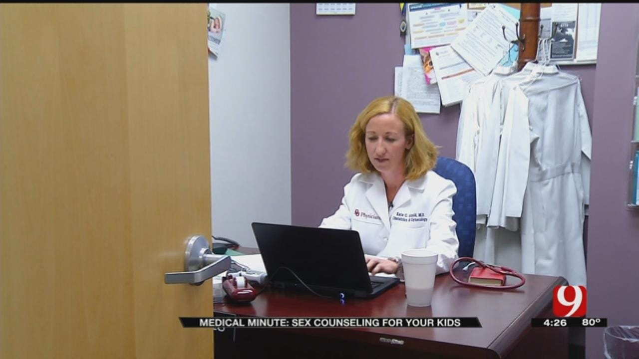 """Medical Minute: Having The """"Talk"""" With Your Children"""