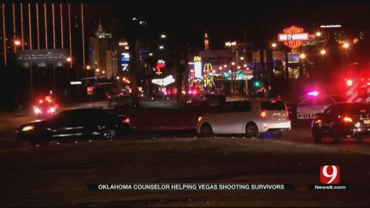 Oklahoma Counselors Help Las Vegas Shooting Survivors