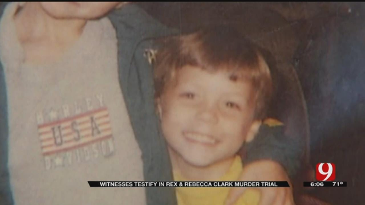 Clark Trial Expected To Continue Into Next Week
