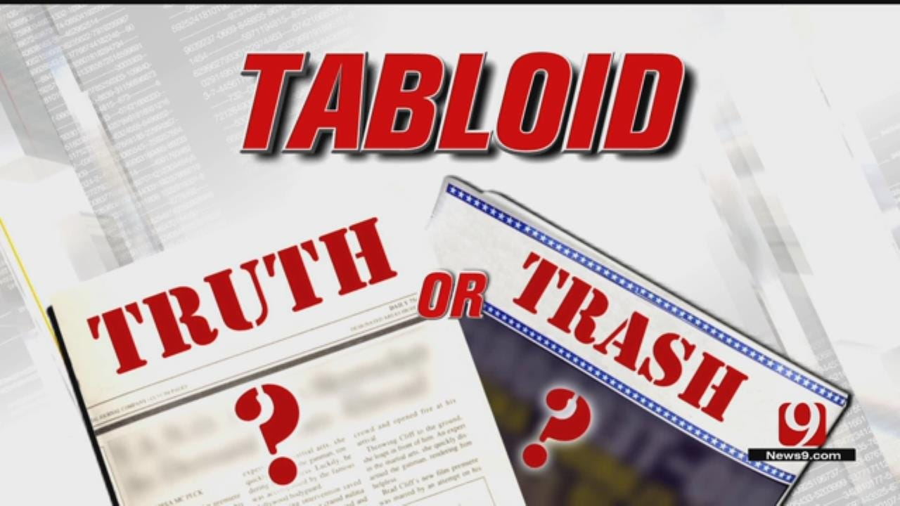 Tabloid Truth Or Trash For Tuesday, October 3