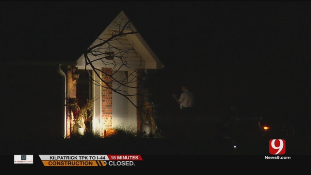 Standoff Between OK County Deputies, Accused Burglar Ends In Arrest