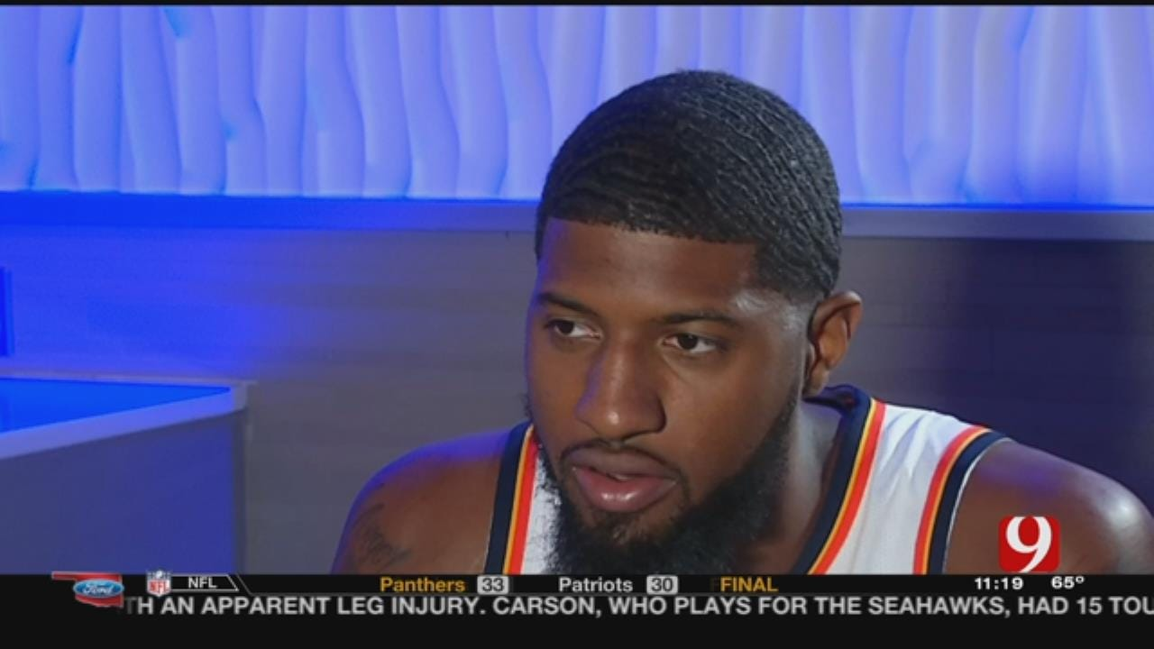 One On One With Paul George