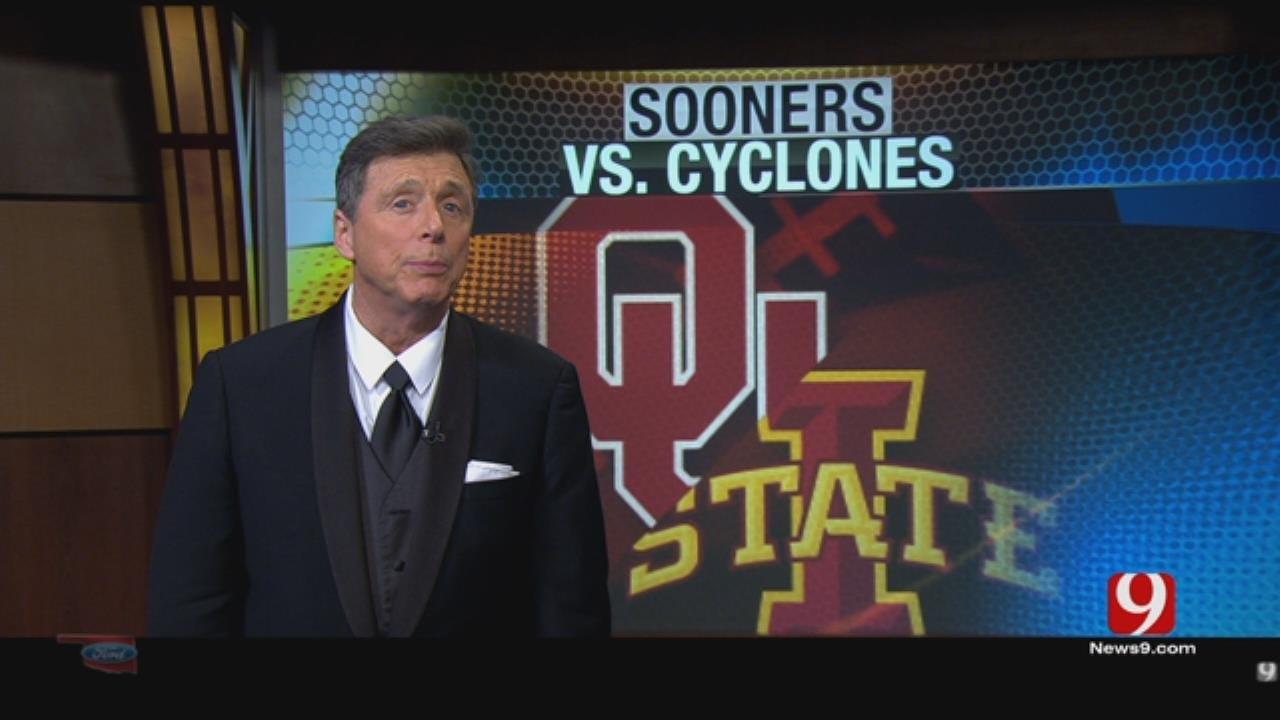 Sooners V. Cyclones