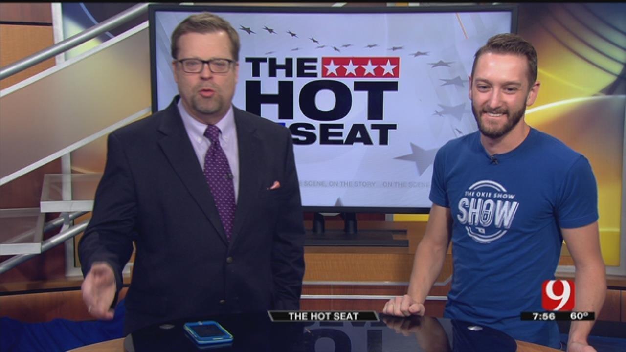 Hot Seat: Oklahoma Film Rebate