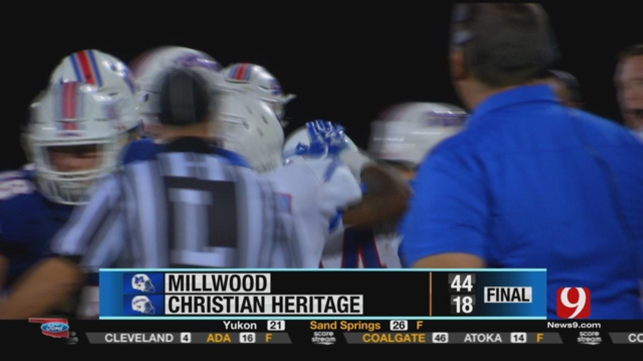 Millwood 44 at Christian Heritage 18
