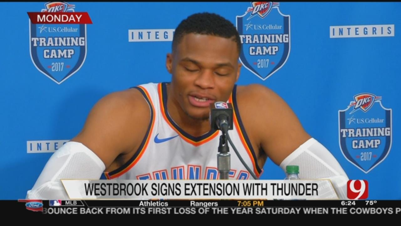 Westbrook Signs Extension