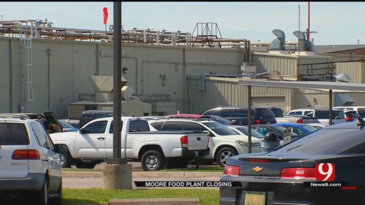 Moore Food Plant To Close Permanently