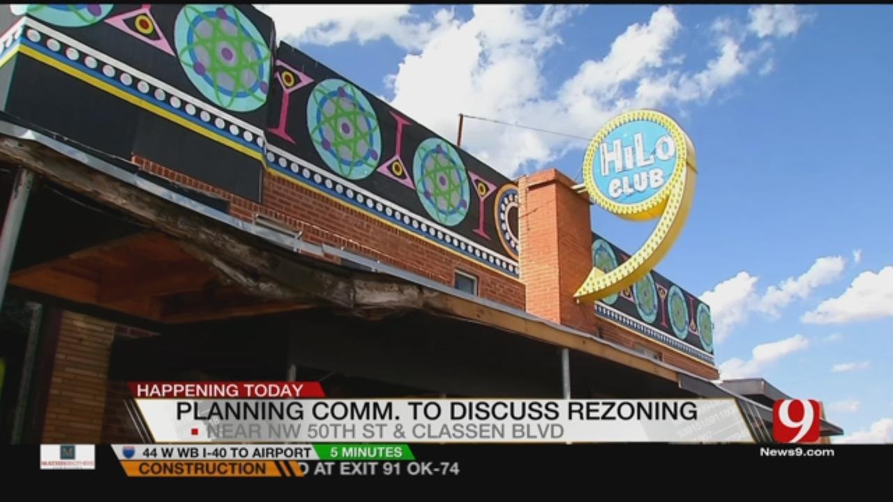 City Planning Public Meeting Scheduled To Discuss Classen Circle Redevelopment