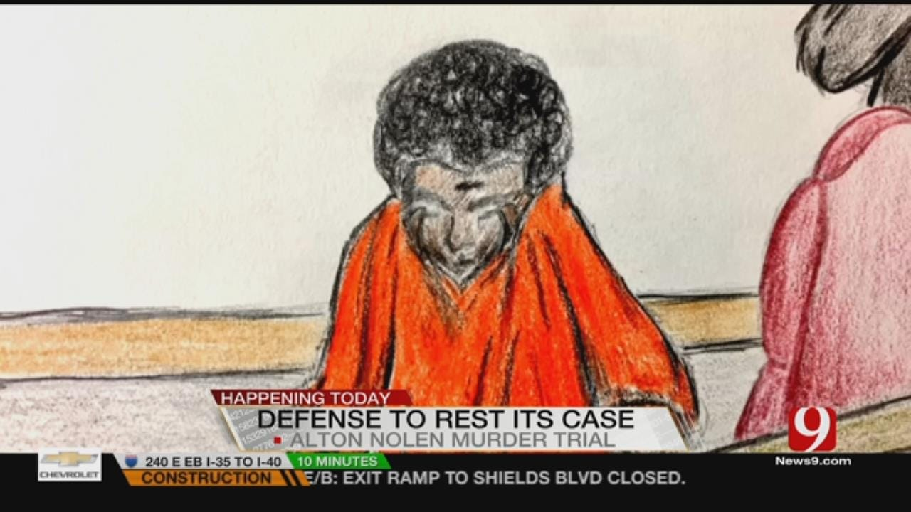 Defense Expected To Rest Thursday In Beheading Trial