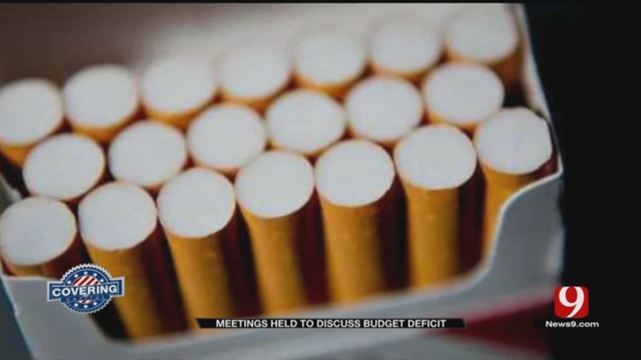 Legislative Committees Pass Cigarette Tax
