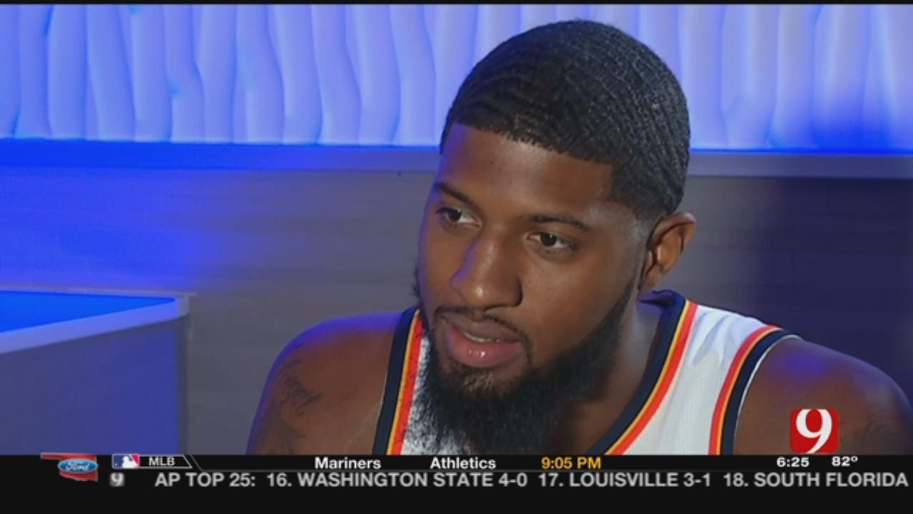 Dean Blevins One-On-One With Paul George