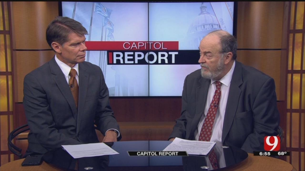 Capitol Report: Oklahoma Special Session