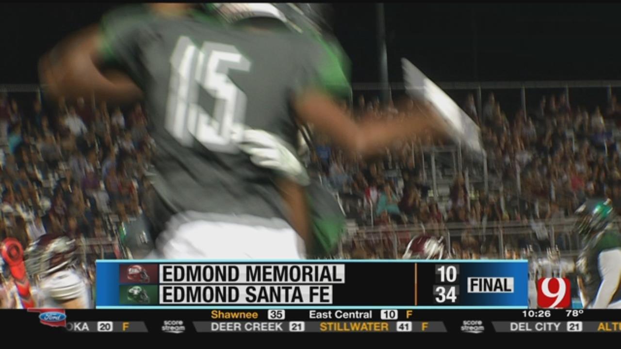 Edmond Memorial 10 at Edmond Santa Fe 34